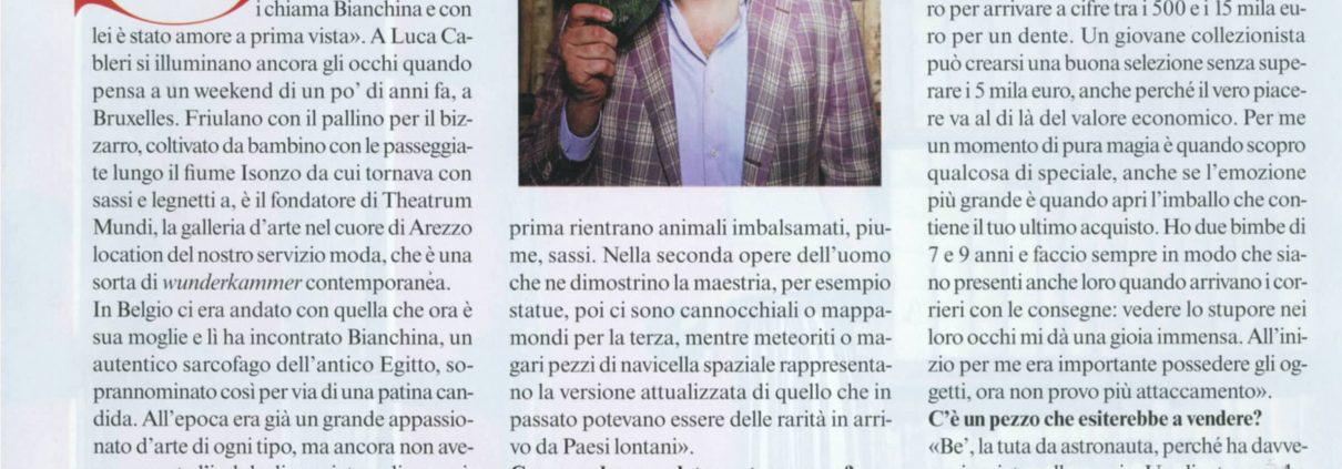 Vanity Fair - Luca Cableri